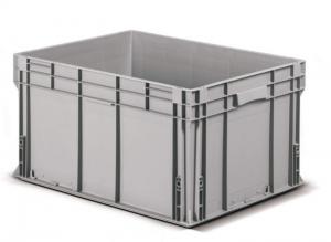 Euronorm stapelbak 800 x 600 x 420 mm 172 liter