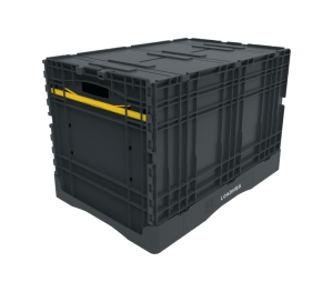 Collapsible container