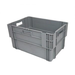 Nest/stapelbak 600 x 400 x 320 mm 60 liter