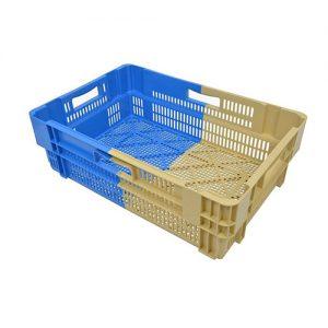 Nest/stapelbak 600 x 400 x 187 mm 34 Liter