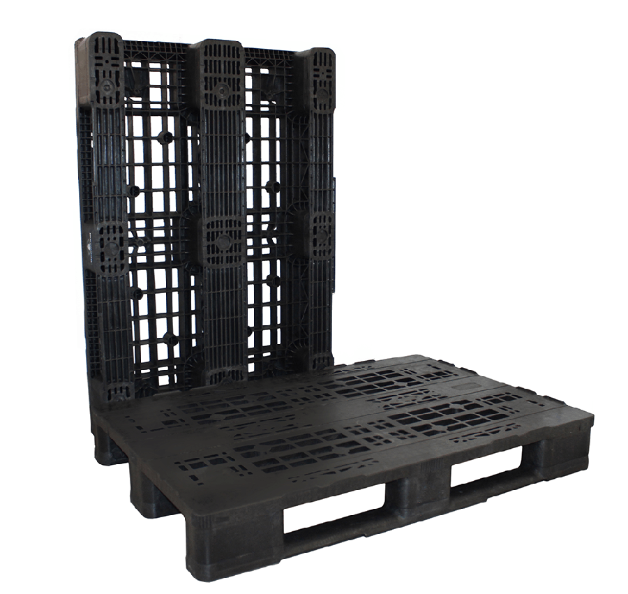 Heavy Duty XL pallet geperforeerd