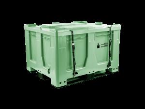 UN gecertificeerde palletbox