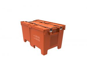 UN gecertificeerde box